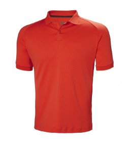 Helly Hansen Polo Ocean rojo / Tactel