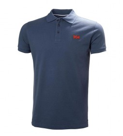 Helly Hansen Transat blue polo shirt