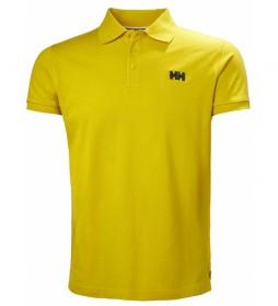 Helly Hansen Polo Transat amarillo