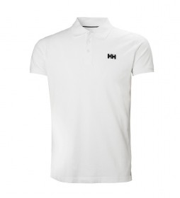 Helly Hansen White Transat Polo