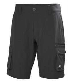 Helly Hansen Shorts Maridalen negro
