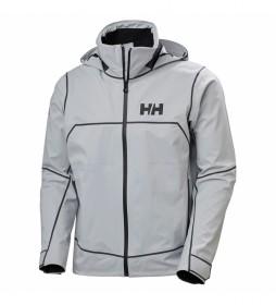 Chaqueta HP Foil Pro gris /Helly Tech/