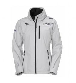 Chaqueta W Crew Hooded Jacket / Helly tech / DWR / Polartec /