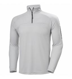 Jersey HP 1/2 Zip gris