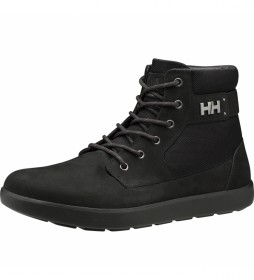 Helly Hansen Stockholm leather boots 2 black