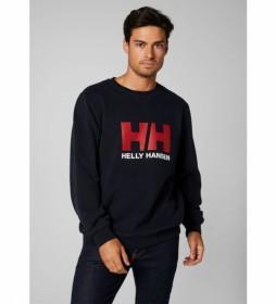 Sudadera HH Logo Crew marino
