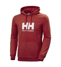 Sudadera HH Logo rojo