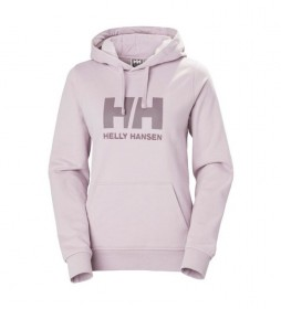 Sudadera HH Logo rosa