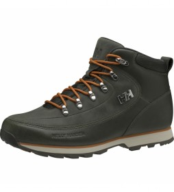 Helly Hansen The Forester leather boots anthracite
