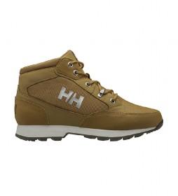 Botas de piel Torshov Hiker marrón
