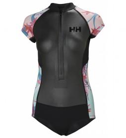 Helly Hansen Waterwear Neoprene Suit black, red, blue