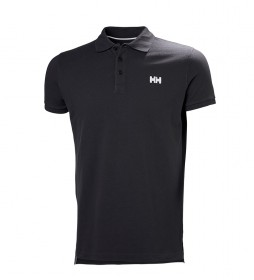 Helly Hansen Ebony Transat Gray Polo