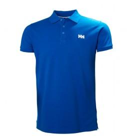 Helly Hansen Blue Transat Polo Olympian