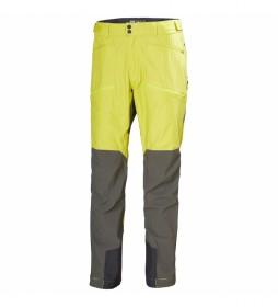 Pantalón Verglas Tur verde
