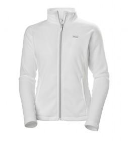 Chaqueta Polar W Daybreaker Fleece blanco
