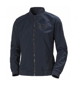Chaqueta W HP Racing Wind Jacket marino / Helly Tech /