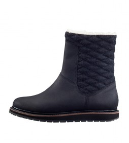 Helly Hansen W Seraphina black leather boots