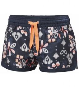 Shorts de Agua W Solen Printed 2 marino /Scafé®/
