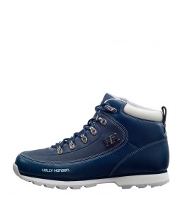 Helly Hansen Botas de piel W The Forester marino
