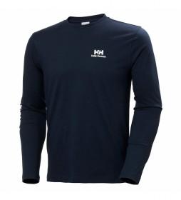 Camiseta YU20 LS marino