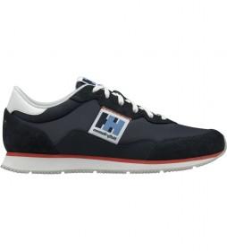 Helly Hansen Ondulações LowCut Marine sapatos de couro