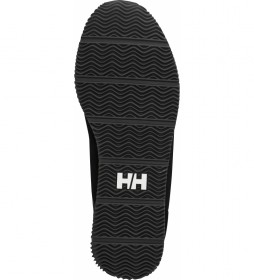 Helly Hansen Ripples LowCut baskets en cuir noir
