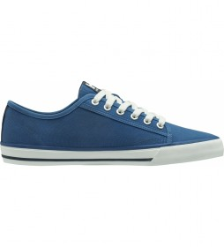 Helly Hansen Zapatillas Fjord Canvas V2 azul