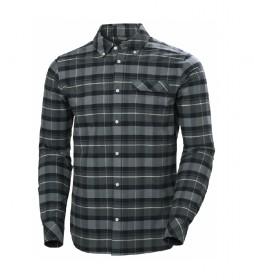 Camisa Classic Check marino