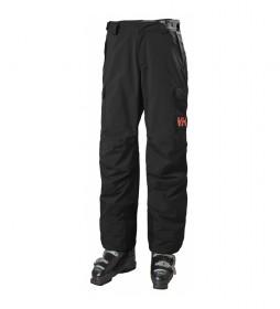 Pantalón de esquí Switch Cargo Insulated negro