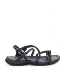 Hi-tec  Santorini Strap Sandal black
