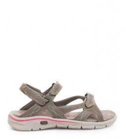Hi-tec  Sould-Riderz Strap taupe Sandal