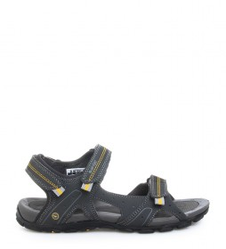 Hi-tec  Sandal Terrain Strap gray, yellow
