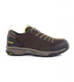 Hi-tec  Trekking shoes Tortola Trail brown / 410g / Dri-Tec