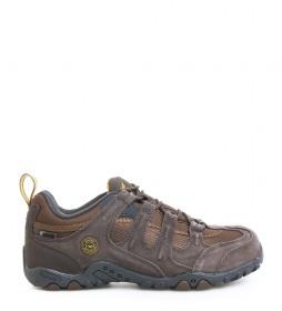 Hi-tec  Quadra Classic brown trekking shoes / Dri-Tec