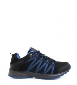 Hi-tec  Sensor Trail Shoes black, blue