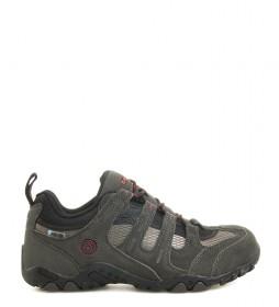 Hi-tec  Trekking shoes Quadra Classic petrol, black / Dri-Tec