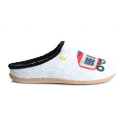 Zapatillas Bezau gris