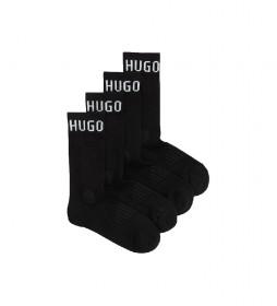 Pack de 2 Calcetines RS Sport CC - 50388454 negro
