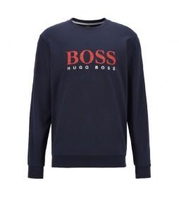 Sudadera Authentic Sweatshirt marino