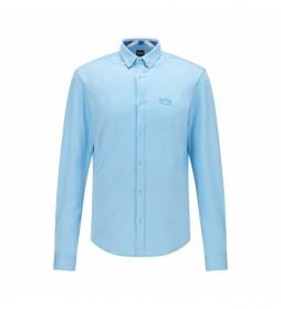 Camisa Biado 10233753 02 azul