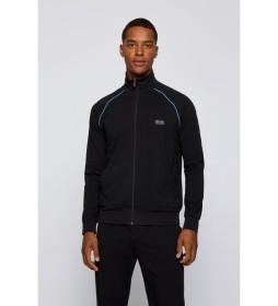 Chaqueta Loungwear Regular Fit Mix&Match; gris