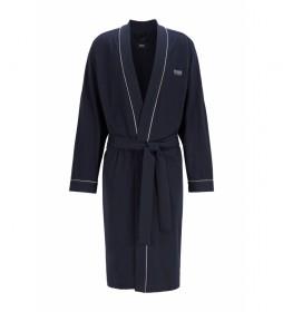 Batín Kimono BM marino