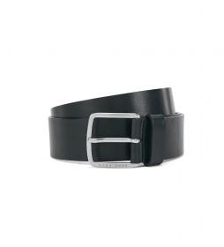 Cinturón de piel Sjeeko_Sz40 - 50424683 negro