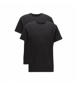 Pack de 2 Camisetas RN  CO 10111875 01 negro