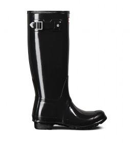 Botas Original Tall Gloss negro -Altura caña: 38cm-