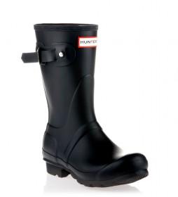 Botas Original Short negro  -Altura caña: 24cm-