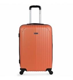 Maleta T71560  naranja -66x41x27 cm-