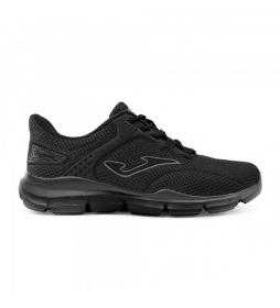 Zapatillas C. Confort Men 2001 negro