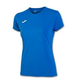 Joma  COMBI WOMAN ROYAL M / C T-SHIRT