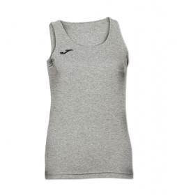 Camiseta Diana gris